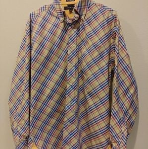 Tommy Hilfiger 80s 2 Ply Fabric Long Sleeve Shirt